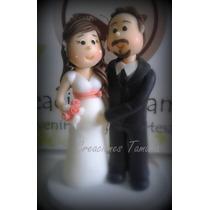 Adornos Para Tortas De Boda - Casamiento- Novios