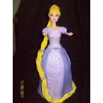 Adorno Para Nenas Rapunzel