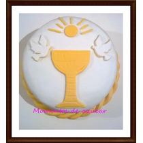Torta Comunión/bautismo X Kg Mercadopago