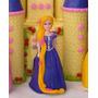 Rampuzel - Tu Princesa Preferida En Tu Torta !!!