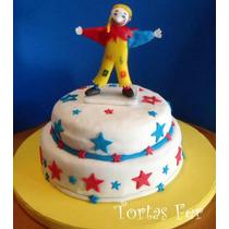 Piñon Fijo Adorno Para Torta