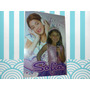 Cartel Bienvenida Poster Personalizado Violetta Tini