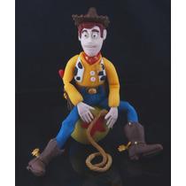 Toy Story Woody, En Porcelana Fría, Adorno Torta