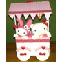 Adorno Torta Hello Kitty!!
