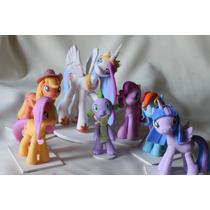 My Little Pony - Adorno Para Torta