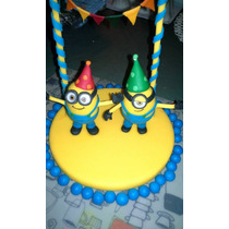 Adorno Torta Henry Intensamente Cars Toy Story Ben 10 Minion
