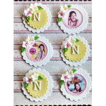 Decoracion Para Tortas, Cupcakes, Galletas, Topper De Azucar