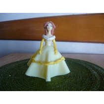 Adorno Torta Princesas Bella, Cumpleaños