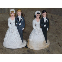 Antiguos Adornos Para Torta Casamiento