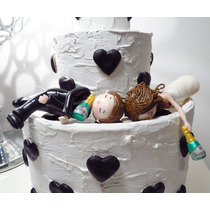 Novios Para Torta De Bodas ¿ (genericos)