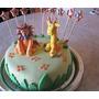 Tortas Decoradas Artesanales Infantiles Cumpleaños 15 Años