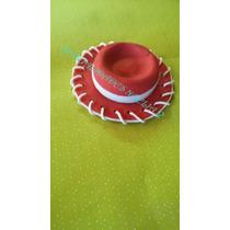 Adorno Torta Sombrero De Jessie Toy Story Porcelana Fria