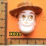 Molde De Silicona Cara De Woody Toy Story