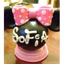 Adorno Para Torta Minnie Mouse