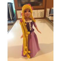 Adorno Torta Rapunzel