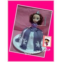 Tortas Y Cupcakes Artesanales De Princesas