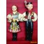 Muñecos De Goma Alemanes Coleccionables