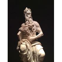 Moises Escultura Renacentista De Miguel Angel