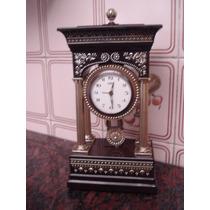 Antiguo Reloj Caja Musical Alhajero Echo Japan