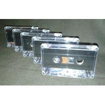 $ 40 C/u Cassettes De Audio Virgenes C-90 Por 10 Ud (a)