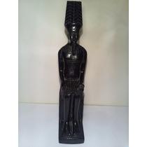 Estatua De Amon- Ra. Estatua Egipcia. Adorno