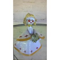 Campanita De Ceramica