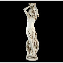 Estatuas De Cemento Patinado Para Jardin Exterior O Interior