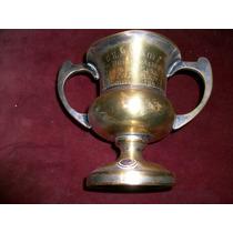 Trofeo De Metal Año 1954