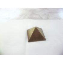 Excelente Piramide De Bronce