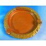 El Arcon Antiguo Cenicero Rep Sheffield Labrado 12cm 43062