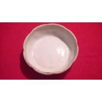 Antiguo Pequeño Cuenco De Ceramica 9 Cm Diametro