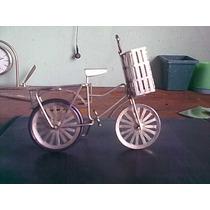 Bicicleta De Peltre