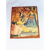 Icono Religioso Ntra Sra Del Cinto Benozzo Gozzoli Vaticano
