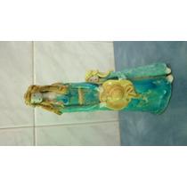 Antigua Figura En Ceramica Motivo Mujer Y Niña