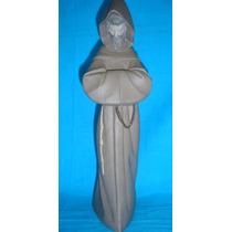 Destacada Hermosa Figura Lladro Religioso Franciscano (1168)