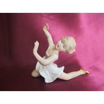 El Arcon Figura De Porcelana Bailarina Wallendorf 10x10 5036