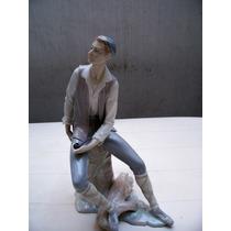 Excelente Figura De Porcelana Lladro (catalogo Historico)