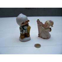 Dos Excelentes Figuras De Porcelana