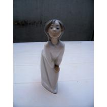 Hermosa Figura De Porcelana Lladro (catalogo Historico) (d)