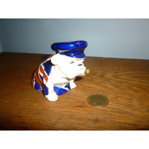 Royal Doulton Bulldog Draped In The Union Jack
