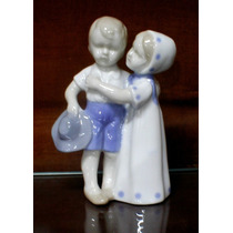 Preciosa Figura Royal Copenhagen Porcelana Dinamarquesa