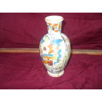 Florero De Porcelana Decada 70