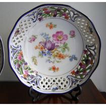 Decorativo Bol Porcelana Schumann Bavaria