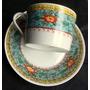 Taza Y Plato Muy Grande De Coleccion Porcelana Limoges.