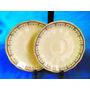El Arcon Par (2) De Platos De Porcelana Grindley 15cm 19102