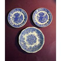 Antiguos Platos Decorativos. Porcelana Lozadur-festival