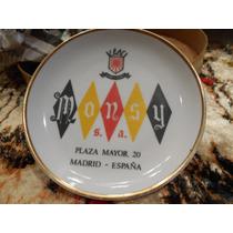 Plato Porcelana Española