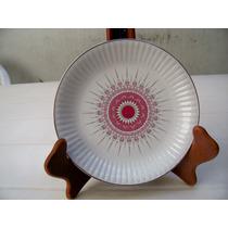Muy Decorativo Plato De Porcelana Halifax