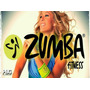 Zumb Fitness 4 Dvd (2 Español Y 2 Ingles)