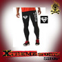 Calza Sport Extreme Man Of Steel Devil Dog